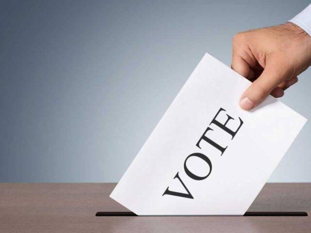 Résultats des élections complémentaires partielles Rouvres